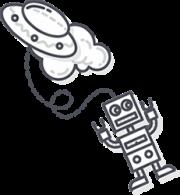ico-disco-robo